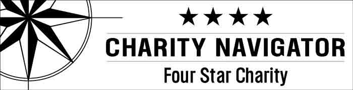 YMCA is a Four Star Charity Navigator Organization
