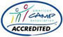 ACA accredited logo